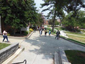 North Carolina Central University Transportation And Parking Study